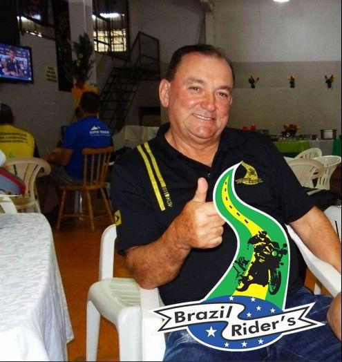 Temos mais um membro BRz SENIOR no Paraná - Paulo Sergio de Castro, de Toledo.