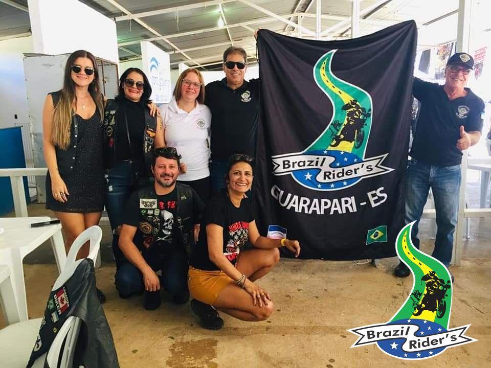Brs Presente no encontro Nacional de motociclístas em Manhuaçú/2019 MG...