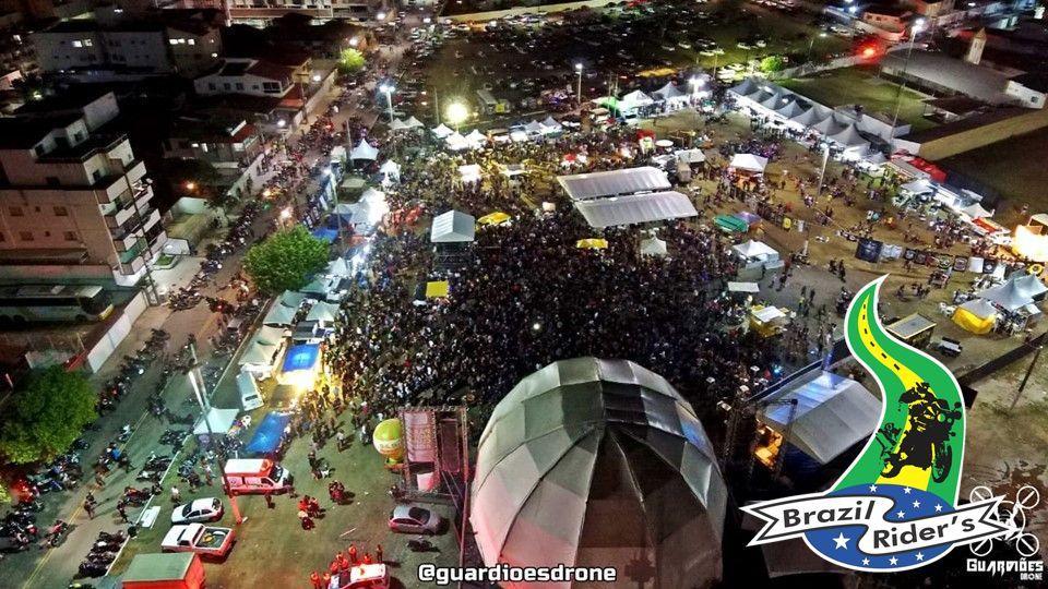 Motofest de Guarapari, evento tá crescendo, falta apenas colocar uma atração Nacional...