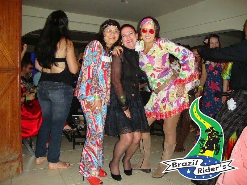 Baile para casais motociclístas do Brazilriders em Alegre ES, foi Top da Galáxias,se não me falha a memória foi em 2014...Nunca me diverti tanto !!!!