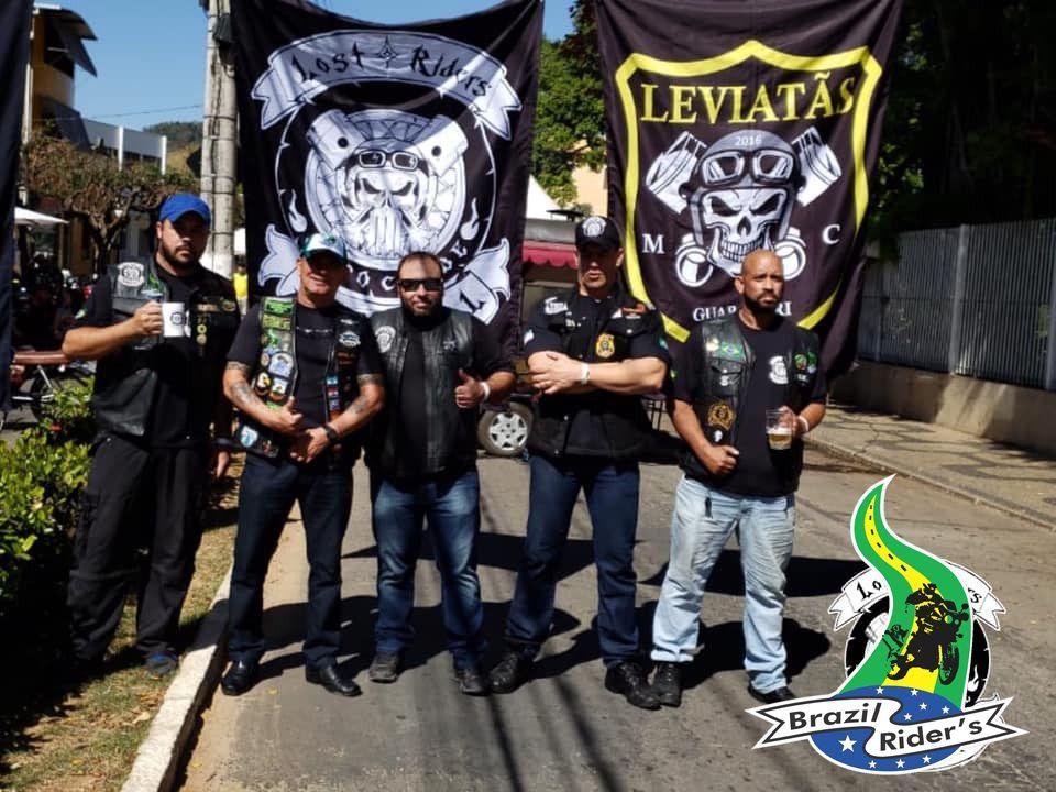 Irmandade Lost Riders, também são Brs...
