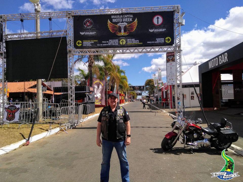 BR'S De Guarapari-ES, participando 16 edição do Brasilia Capital Moto Week