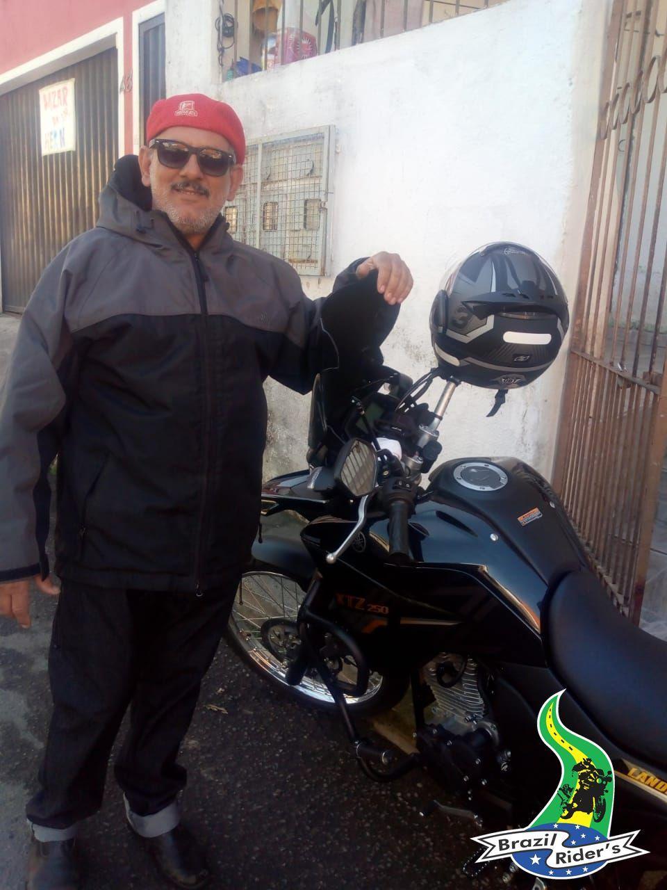 Obrigado por terem me aceitado no Brazil riders. E agradecer também ao Barbosinha por me oferecer essa oportunidade!